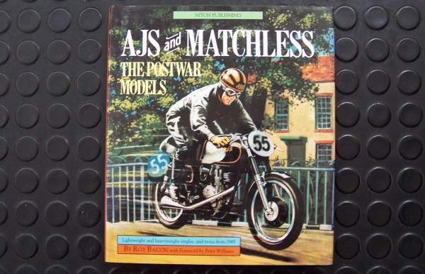 AJS and MATCHLESS, THE POSTWAR MODELS