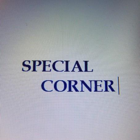 Special Corner
