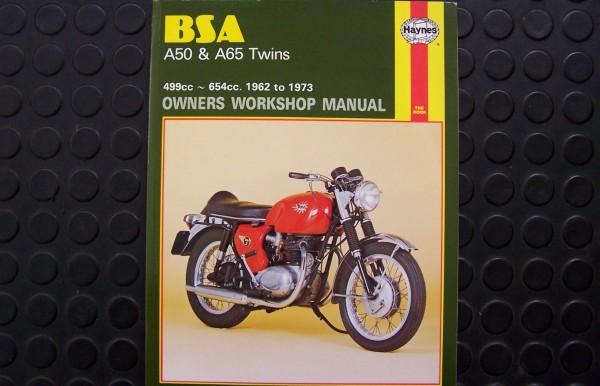 BSA - A50 & A65 TWINS