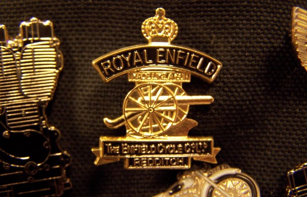 SPILLA ROYAL ENFIELD